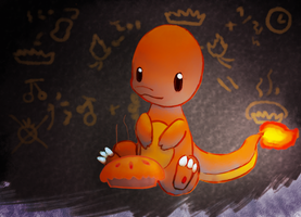 Charmander's Cherry Pie -RQ- by Lin00ne