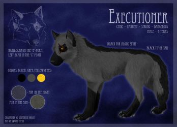 Refsheet_Executioner by SwordTeeth