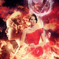 +Catching Fire by annieleexx