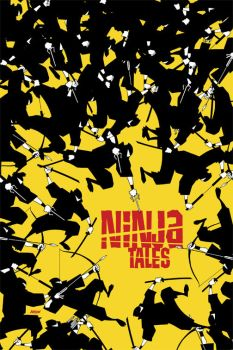 Ninja Tales cover by Devilpig
