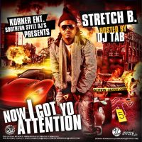 Stretch B Mixtape Cover by Numbaz