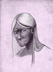 Drizzt bust by spellwing777
