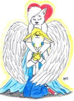 Guardian Angel by Levvvar