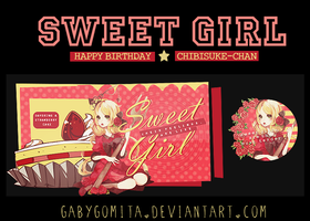 Sweet Girl by gabygomita