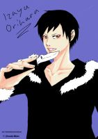 Izaya Orihara by Shion-Tan