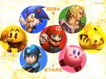 SSB4 Stars by bellhenge
