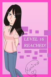 Level 16 reached! - Happy birthday to me by YoshineChan