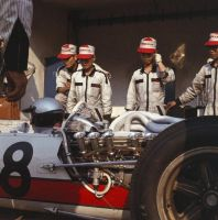 Richie Ginther (Italy 1966) by F1-history