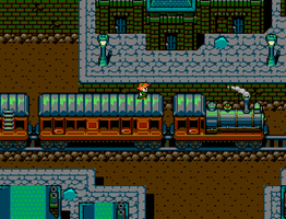 8-Bit Adventures 2 - Train by World-of-NoeL