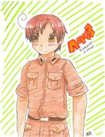 ROMANO by darndragon