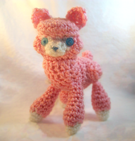 Rosie the Alpaca by LilyOndine