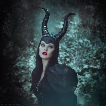 Maleficent by anyaanti