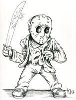 Jason Voorhees by AtlantaJones