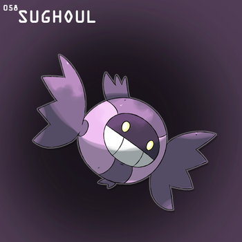058: Sughoul by SteveO126