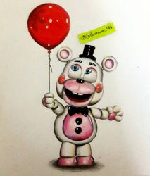 Helpy Drawing! by illustrator944