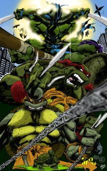 TMNT 2 by Spidey0107