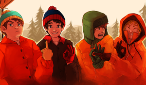 The Bet [South Park X Reader] by DeFecTiVe-TeChNoLoGY on DeviantArt