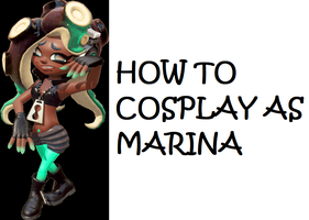 How to Cosplay as Marina by Prentis-65