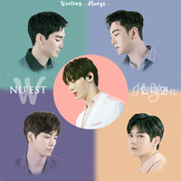 Nu'est-W | If You by karmarisma