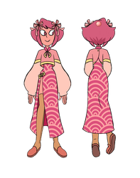 Gem OC- Coral by popinat