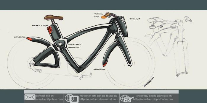 bicycle rough concept by Navetsea