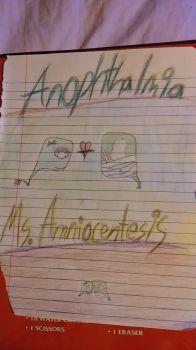 Anophthalmia and Ms. Amniocentesis 1 by anophthalmiaLXIX