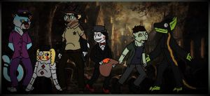 Halloween 2018 by Toxical-Toon