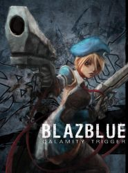 Blazblue Europe Cover by vihena
