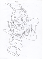 Charmy the Bee by LiJacob888