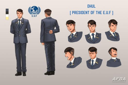 Dhul Mr President by AFBA