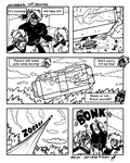 Inktober 2018: The missing captain page 30 by Captain-Byakko