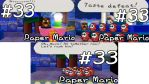 Paper Mario Ep 33 Thumbnails by sephiroth1204