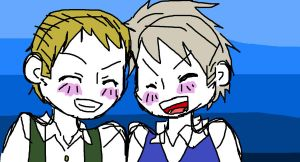 APH - It's a Nice Day Out by Teddie-Chan