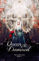 Queen of the Damned Fake Book Cover by stormyhale