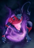 Nightcrawler by themimig