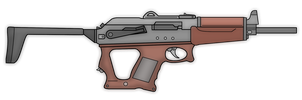 Gepard SMG by TheFrozenWaffle