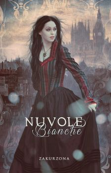 Nuvole Bianche - Wattpad Cover by yenneferslut