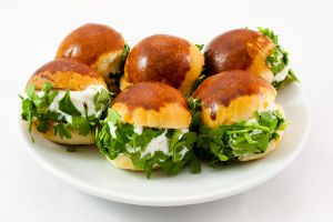 Parsley Canape by stow