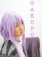 VocaloiD GakupO by CosplayAnimal