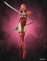 Commish 268: Bloody Mary by rhardo