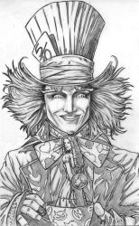 The Mad Hatter by 1314