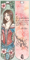 COM ~ Bookmark Lara by Songes-et-crayons