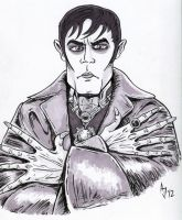 Barnabas Collins from Dark Shadows by AtlantaJones