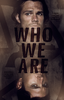 Book Cover 043 - Who We Are by sohappilyart