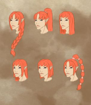 hairstyles by Ana-Styles