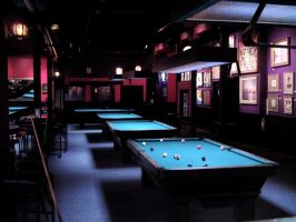 Pool Tables by aryanwicked