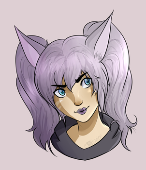 COMMISSION - Lottie Blix by estinien