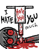 i hate you much by reziset
