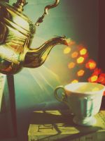it't time to magic tea by Fall-Out-M