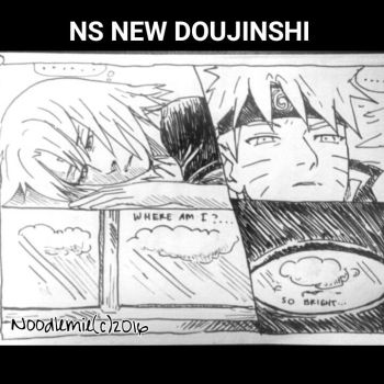 NS New Doujinshi : Somewhere in Time UPDATE2 by noodlemie